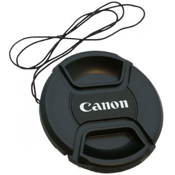 Optic Pro Tutup Lensa - Lens Cap Canon - 52mm