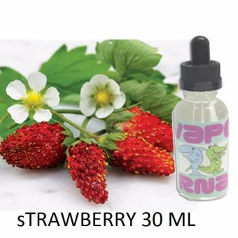 Harga Original e-Liquid RNA 30 ML Rasa Strawberry