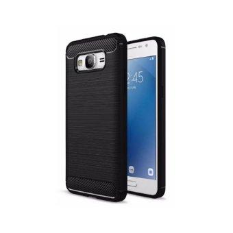membeli original ipaky carbon hybrid back case for samsung j2 prime black harga diskon rp 25.000 beli sekarang