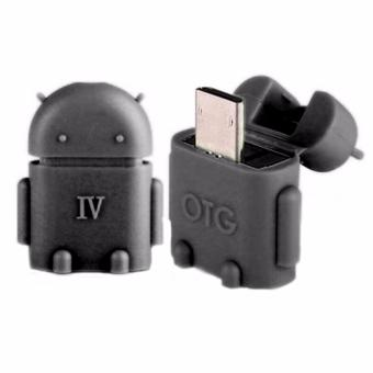OTG Adapter Android Robot - Card Reader