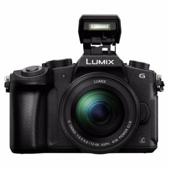 Panasonic Lumix DMC-G85 Kit 14-42mm-Hitam free SD 32GB