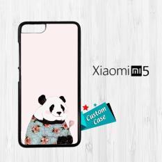 PANDA W0013 Casing HP Xiaomi MI5 Custom Case Cover