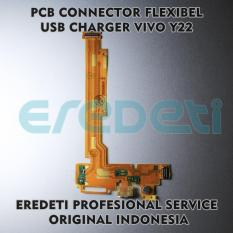 PCB CONNECTOR FLEXIBEL USB CHARGER VIVO Y22 KD-002400