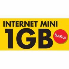 Perdana Paket Mini Internet 1GB Indosat Kuota Data 1 GB 1Giga Giga IM3