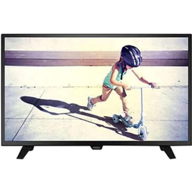 Philips 32 HD Ready Digital LED TV 32PHT4002S Hitam-Resmi