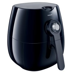 Philips Air Fryer HD9220/20 Penggorengan Elektrik - Hitam