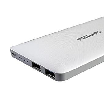 Jual Philips Dlp2103 10000 Mah Power Bank Ultra Fast Portable Power