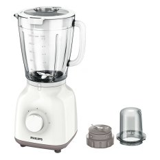 Philips HR 2106 Blender Kaca - Putih