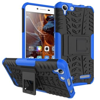 Phone Case For Lenovo Vibe K5 Tough Impact Case Heavy Duty ArmorHybrid Anti-knock Silicon Rubber Hard Cover For Lenovo K5 Plus -intl