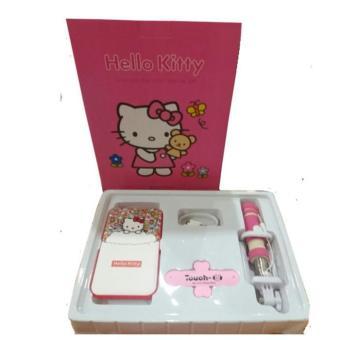 Spesifikasi (Platinum) Hello Kitty Powerbank Set                 harga murah RP 77.000. Beli dan dapatkan diskonnya.