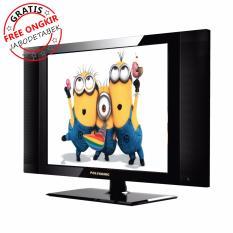 Polysonic LED TV 17 1777 - Free Ongkir JABODETABEK