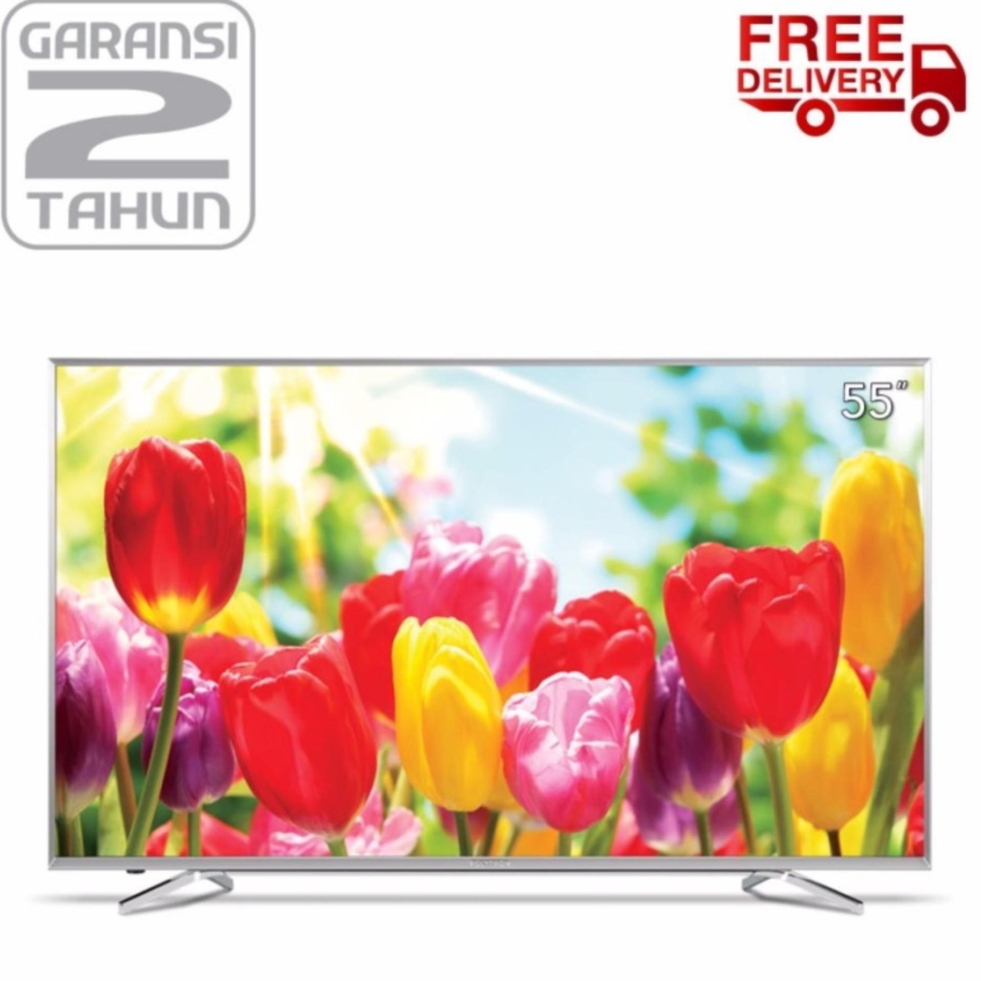 ... POLYTRON 4K SMART ULTRA HD LED TV PLD 55UV5900 - TV LED 55 ...