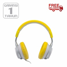 POLYTRON  MUZE Headphone PHP ZC1 - Yellow