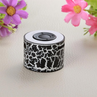 Portable Mini Stereo Bass Speakers Music Player Wireless TF Speaker- intl - 3