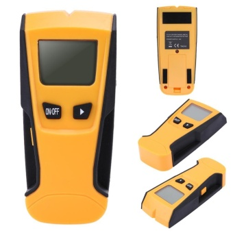 Portable Stud Center Finder Wall Metal AC Live Wire Scanner Metal Detector (