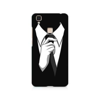 Premium Case Cool Anonymous Tuxedo Vivo V3 Hard Case Cover