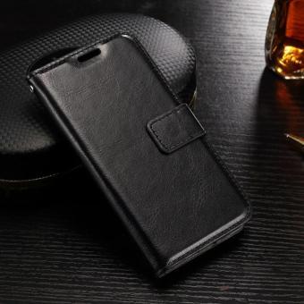 Premium Case Samsung Galaxy J7 PRO Leather Case insert Card Flip Cover