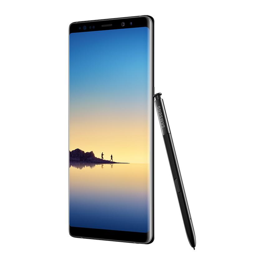 Preorder - Samsung Galaxy Note8 - Midnight Black + Free AKG Speaker