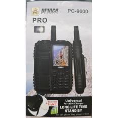 Prince PC-9000 Pro Triple Sim Batre 10000mAh Green