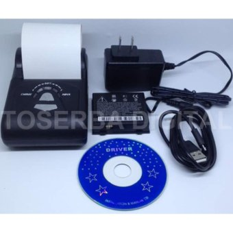 harga PRINTER BLUETOOTH THERMAL BELLAV ZCS 103 SUPPORT PAYTREN i REAP POS DLL Lazada.co.id
