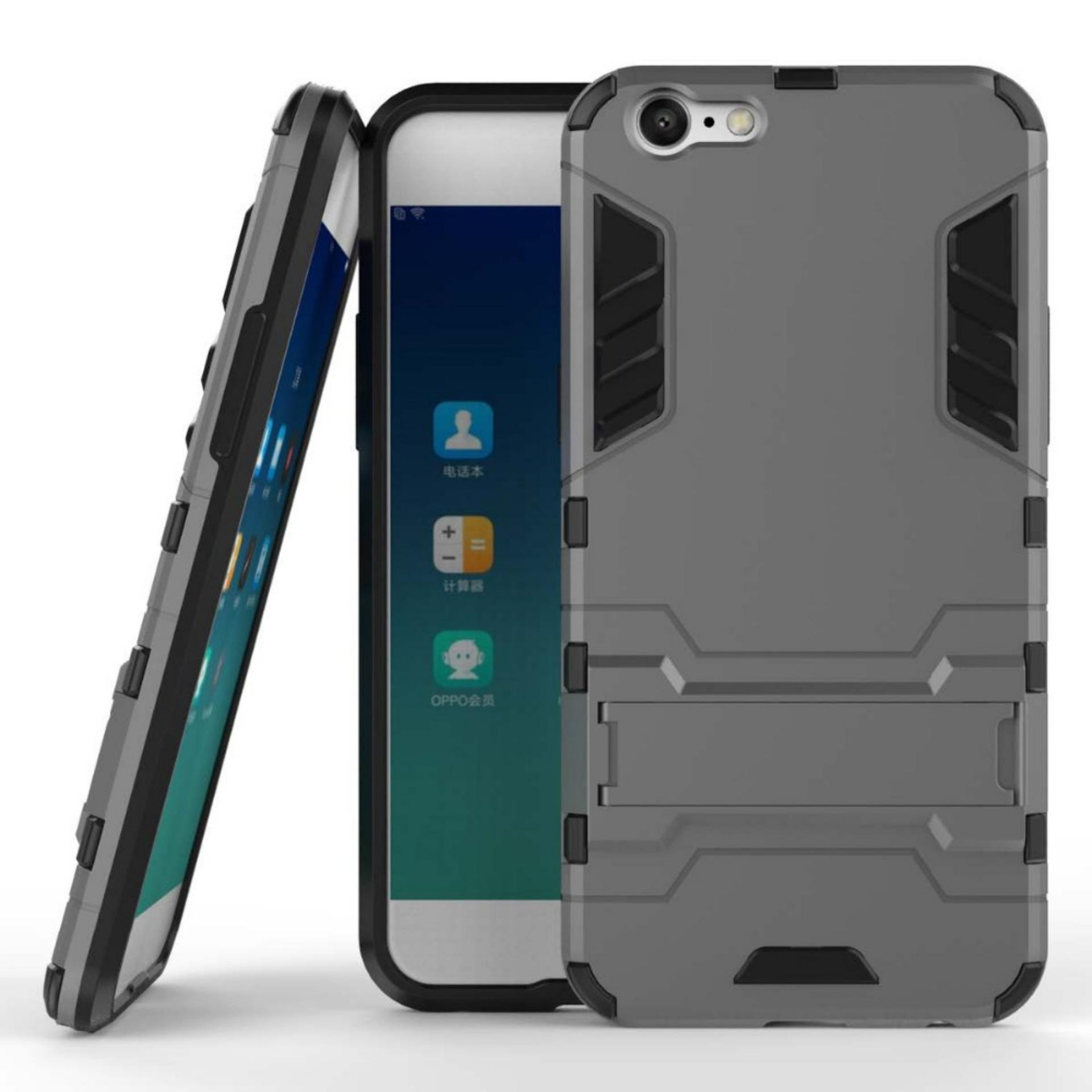ProCase Kickstand Hybrid Armor Iron Man PC+TPU Back Cover Case for .
