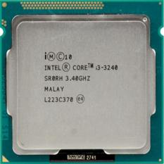 PROCESSOR CORE I3 3240 (3.4 Ghz) + FAN INTEL ORIGINAL / SOCKET LGA1155