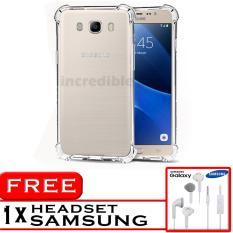 PROMO Case Anti Shock Anti Crack Elegant Softcase for Samsung Galaxy J5 2016 .