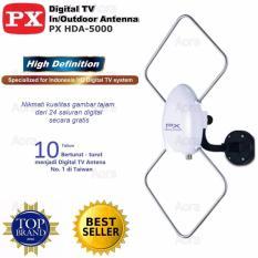 PX HDA -5600 Antena Indoor & Outdoor Digital DVBT2 High Definition