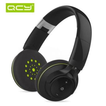 QCY 30 Wireless Bluetooth Portable Foldable Headset-Black