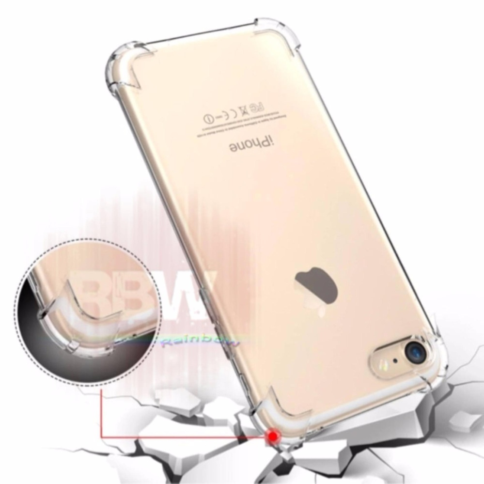 Rainbow Case Anti Crack Samsung Galaxy J2 Prime Soft Case GradasiColours Shockproof /