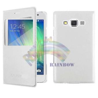 Leather Case Source · Rainbow Samsung Galaxy J1 J100 Flip Cover Phone Kulit .