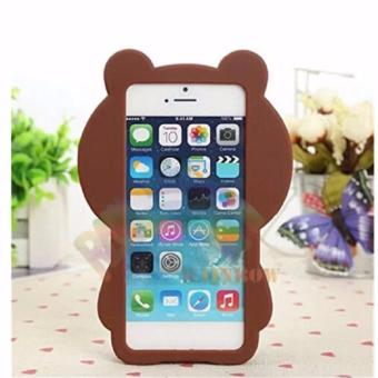 ... Cony Line Source · Rainbow Apple Iphone 6 Size 47 Peek A Boo Soft Case Silicone 3d Karakter Iphone 6g