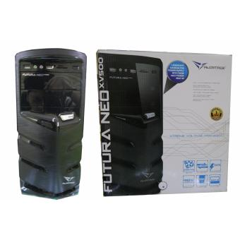 Rakitan Pc New Intel Core I5 2500 (Mb Gigabyte H61)
