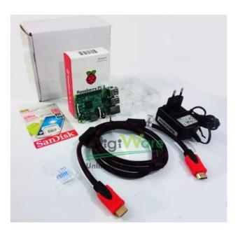 Raspberry Pi 3 Paket Siap Pakai