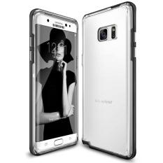 Rearth Ringke Frame Bumper Case Samsung Galaxy Note 7 Casing Cover- Hitam