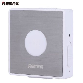 REMAX RB-S3 klip Bluetooth v4,1 + EDR headphone (putih) - 2