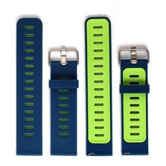 Replacement Silicone Watch Band Bracelet Strap for Xiaomi HuamiAMAZFIT Sports Smart Watch - intl