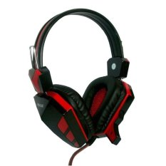 Rexus F22 Gaming Headset - Merah