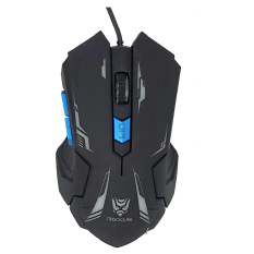 Rexus Mouse Gaming RXM-G4 - Hitam