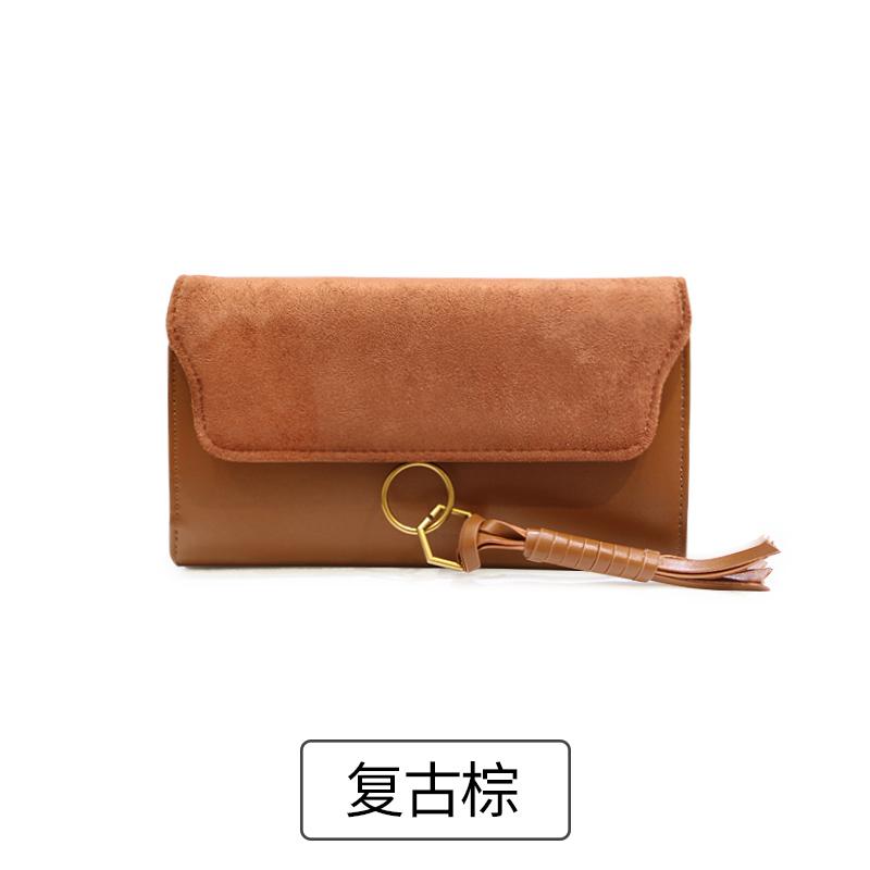 Rinka Doll Korea Fashion Style perempuan bagian panjang baru dari dompet handphone tas