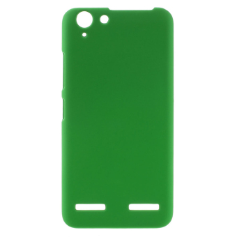 Rubberized Hard PC Case for Lenovo Vibe K5 Plus / Vibe K5 - Green - intl