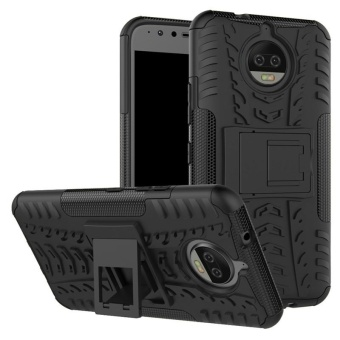 Rugged Armor Dazzle Back Cover Case for Motorola Moto G5s Plus -intl