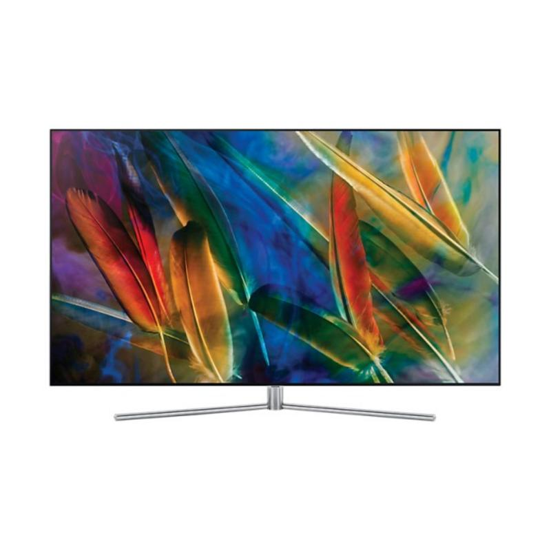 Samsung 55 Inch QLED 4K Flat Smart Digital TV 55Q7F