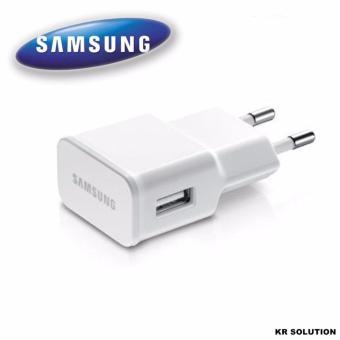 Samsung Adapter 2A 10W Original Adapter / Kepala / Batok Charger tanpa kabel - Putih