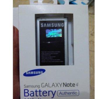 Samsung Battery/Baterai Samsung Galaxy Note 4 - Original 100%