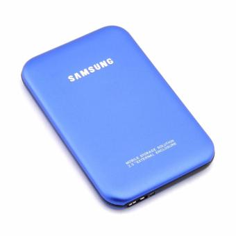 Belanja Terbaik Samsung Case Hard Disk External F2 Portable USB 3.0/Biru Bandingkan Toko