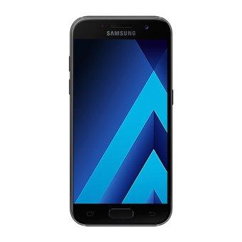 Samsung Galaxy A5 2017 SM-A520 - Black + Free kartu Telkomsel