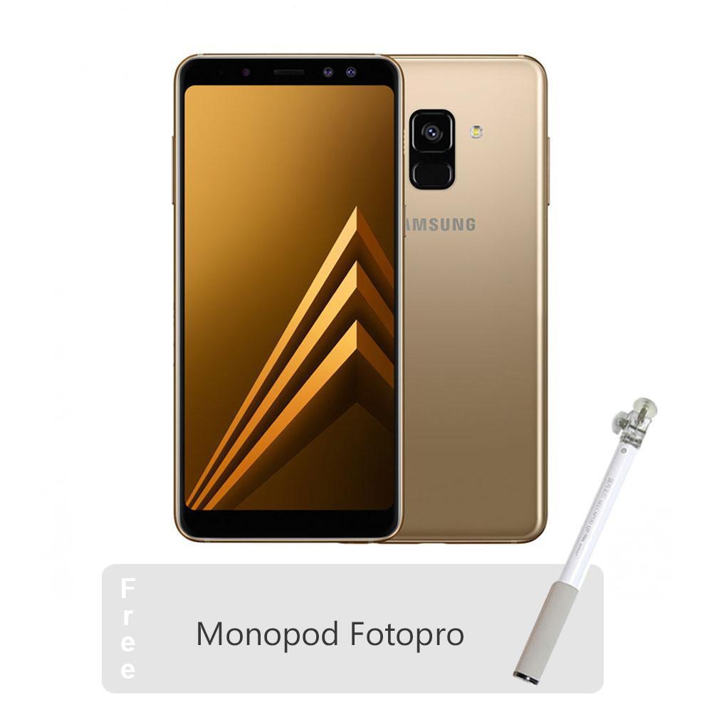 Kamera Belakang 16 Mp Samsung Galaxy A8 2018 Smartphone
