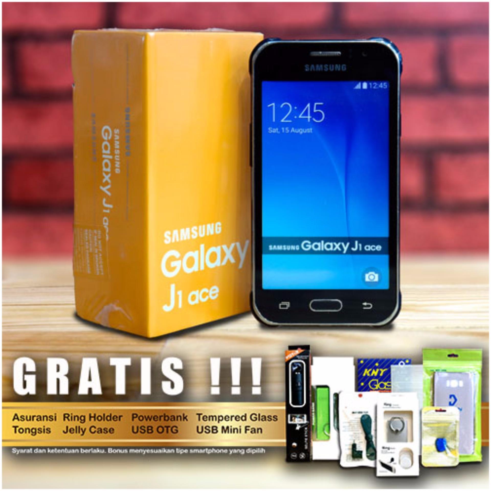 Samsung Galaxy J1 Ace - 4GB - Hitam