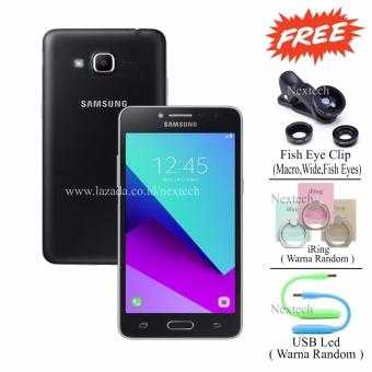Samsung Galaxy J2 Prime SM-G532 - Gratis 3 item - Hitam